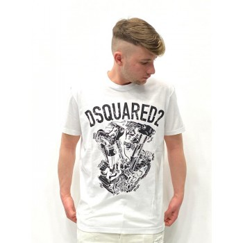 DSQUARED2 t-shirt S74GD0636
