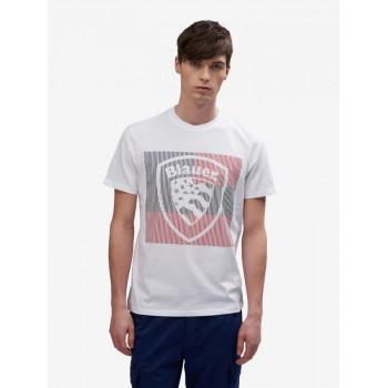 BLAUER t-shirt COD 02179